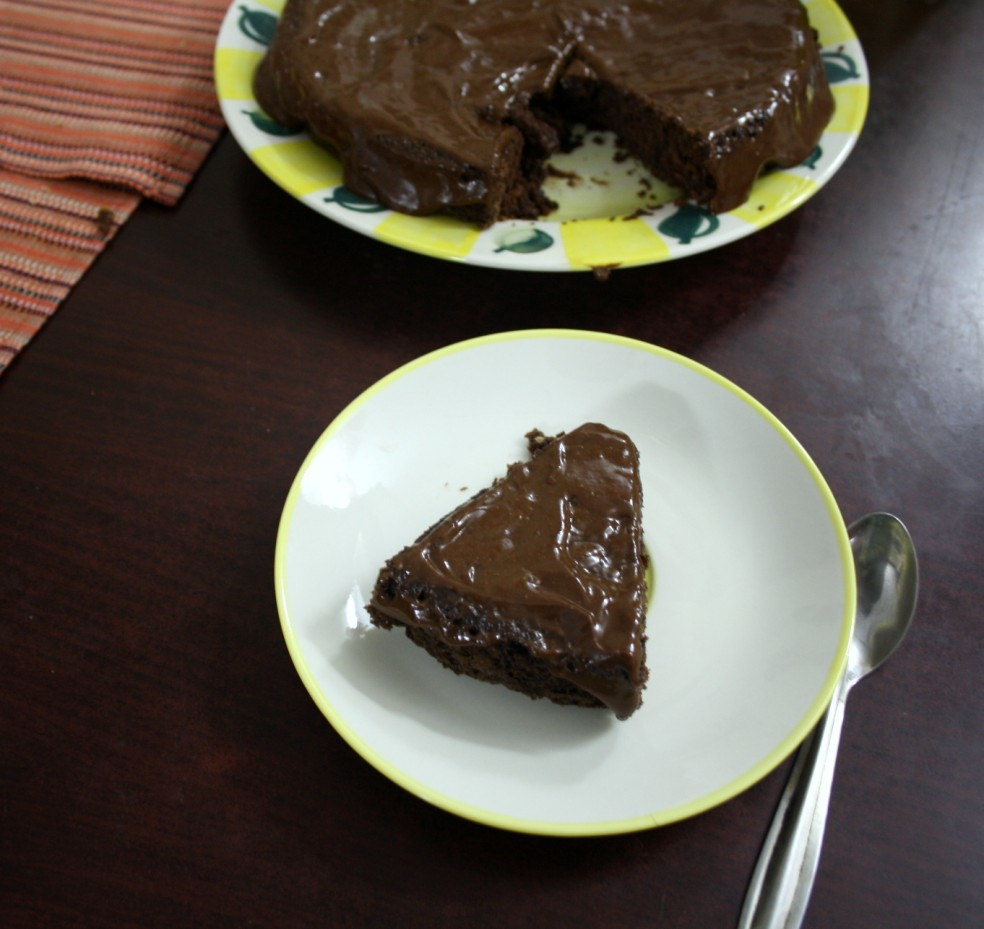 Eggless Chocolate Cake Joy Of Baking