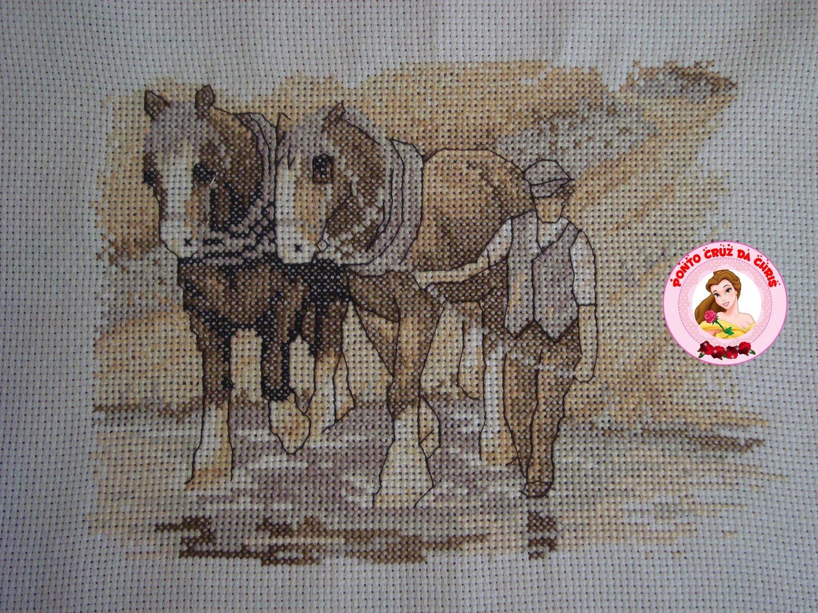 Quadro Shire Horses