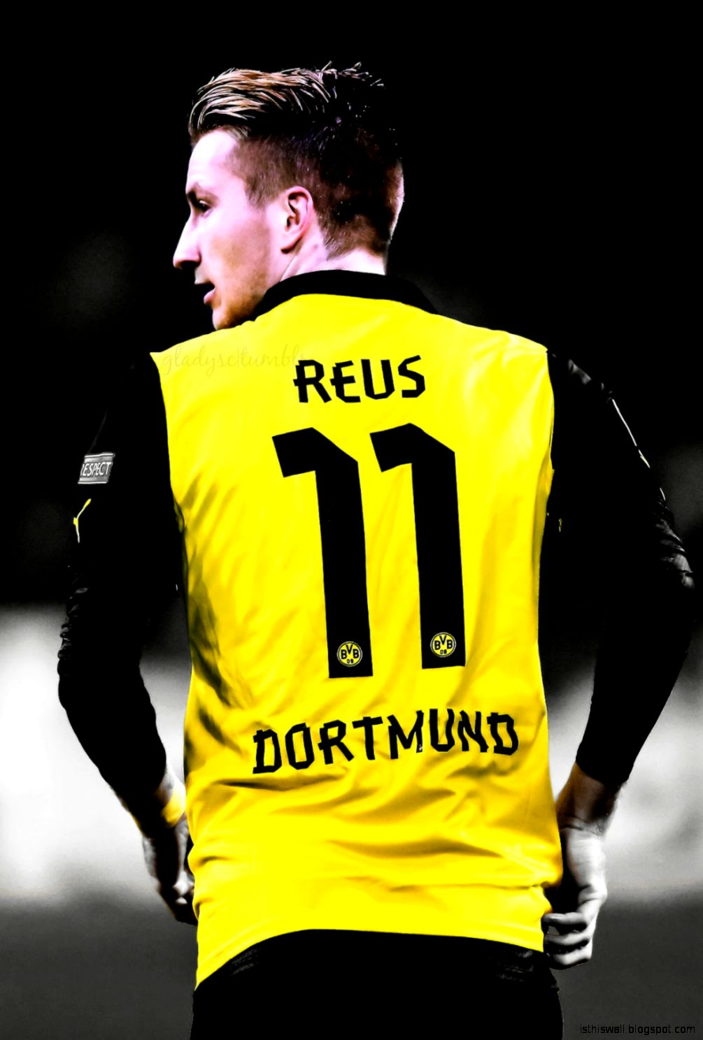 Marco Reus Borussia Dortmund Wallpaper 2014 2 2015  Sports