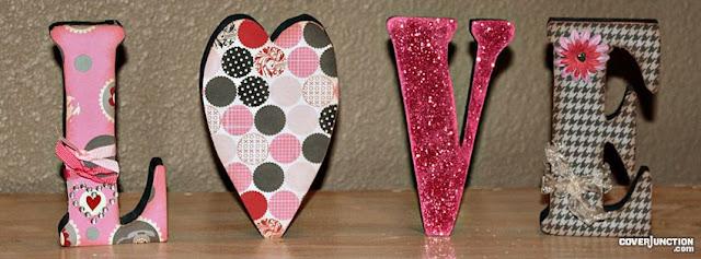 صورة غلاف فيس بوك للبنات مكتوب عليها love حب