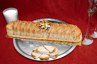 Хлеб-сюрприз