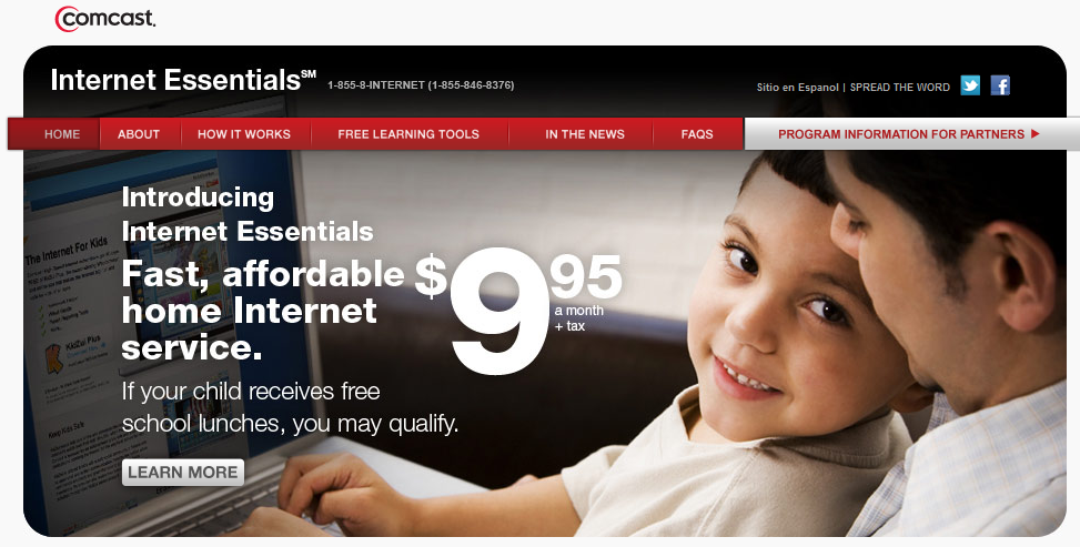 FREE IS MY LIFE: $10 a month Comcast Broadband Internet ...