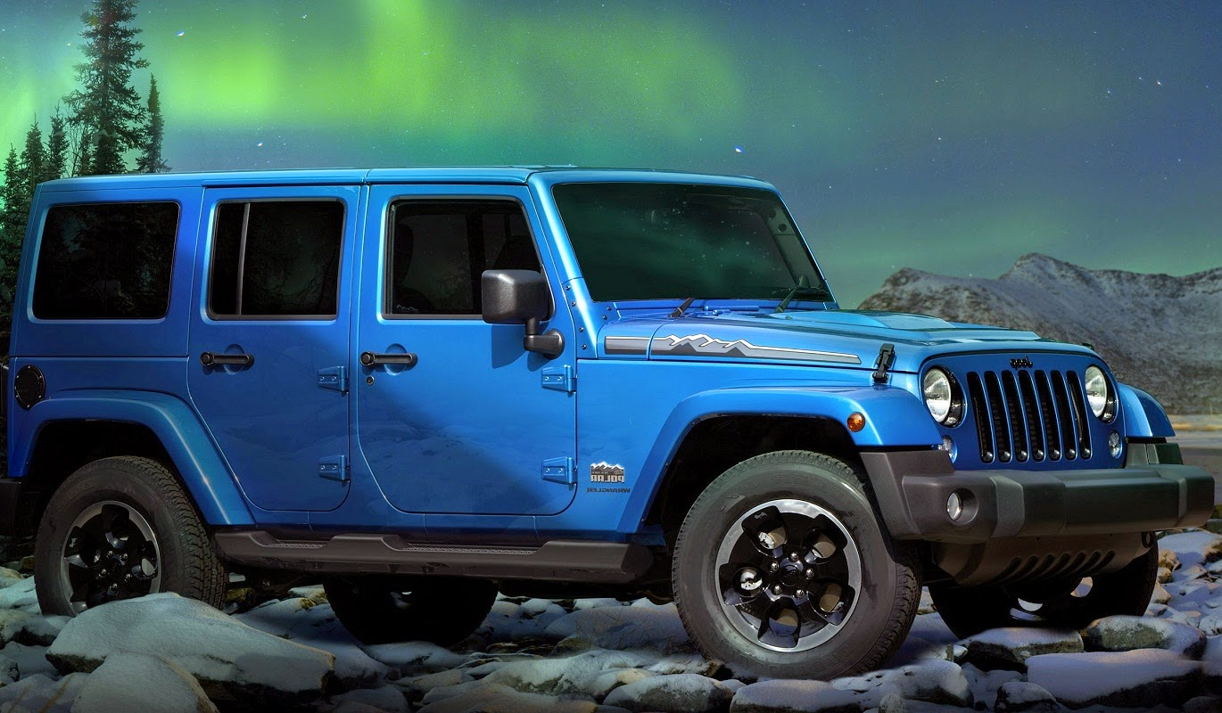 jeep wrangler polar edition limited edition suv car reviews new car pictures for 2018 2019. Black Bedroom Furniture Sets. Home Design Ideas