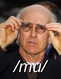 Larry David est perplexe
