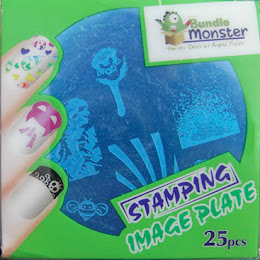 BUNDLE MONSTER STAMP SET # 3