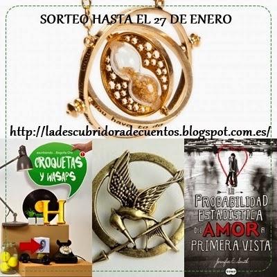 SORTEO ''La Descubridora de Cuentos''