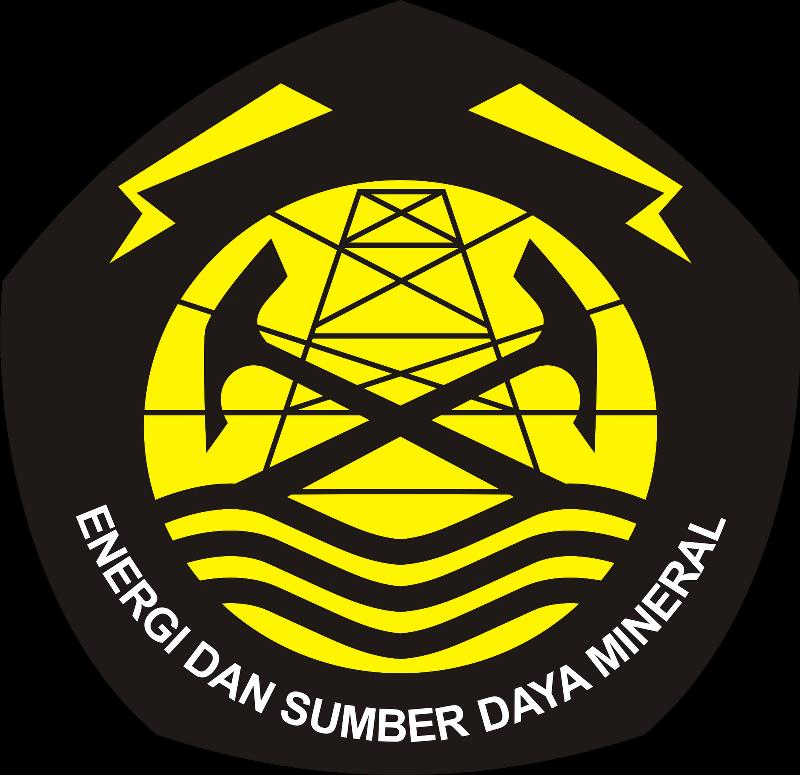 Logo  Kementerian Energi dan Sumber Daya Mineral  [Kementerian ESDM]