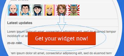 Cara membuat Widget Google Plus dan pasang di blogger