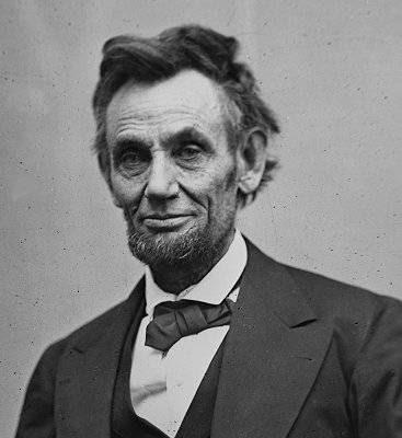Presiden-Amerika-Serikat-Abraham-Lincoln