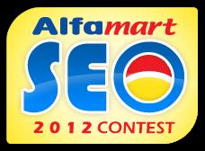 Logo Kontes SEO Alfamart