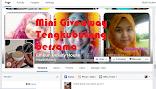 Mini Giveaway Tengkubutang bersama Embun Beauty House