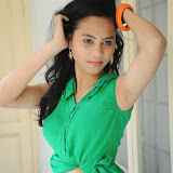 Aasha Hot Photos at Gundello Guchi Guchi Champake Movie Press Meet 67