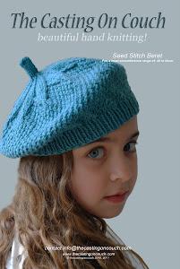 Seed Stitch Beret