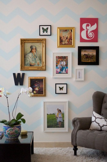 Natty By Design Gallery Wall Inspiration