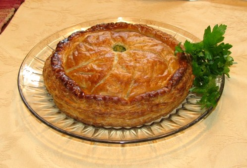 Cucinare: Ham Pithiviers - Ham & Hard Cooked Egg Leftovers Put to Good ...