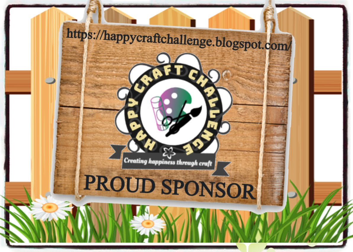We proudly support the Happy Craft Challenge