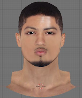 NBA 2K14 Peyton Siva Next-Gen Face Mod