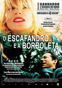 Filme O Escafandro e a Borboleta   Dublado