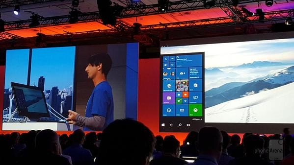 Microsoft Continuum will transform your phone into a desktop PC