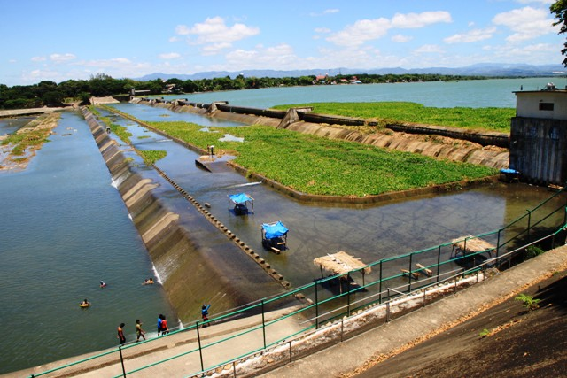 BAWAL NA: Paliligo at pangingisda sa Bustos Dam