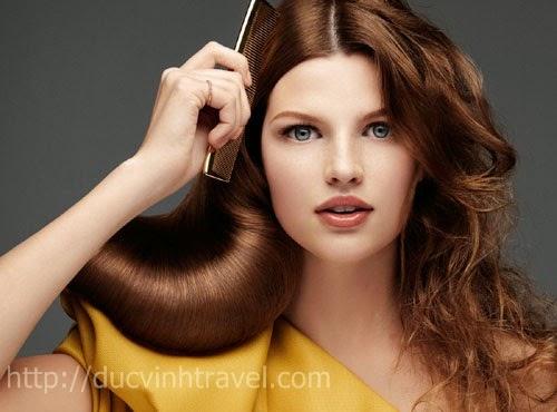 Cách chăm sóc tóc hiệu quả cho mùa đông không bị sơ rối 5