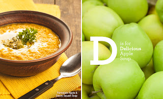 Recipe: Farmstand Apple and Savory Squash Soup