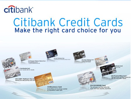 How to apply Citi Credit Cards Online?