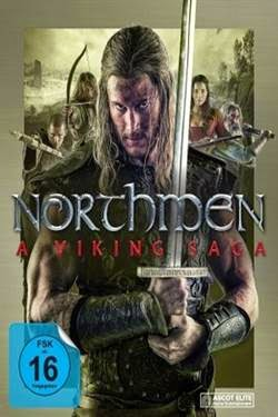Capa A Saga Viking Torrent Dublado