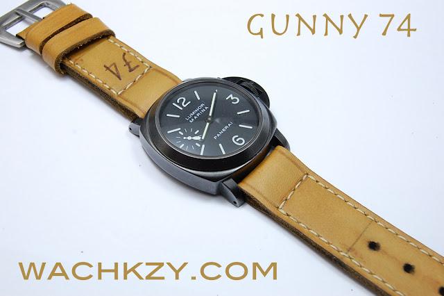 สาย Panerai Gunny 74 Series