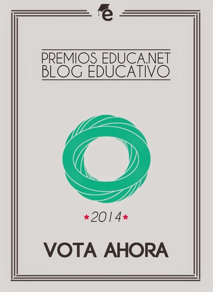 Alimenta Acción en los premios Educa.net