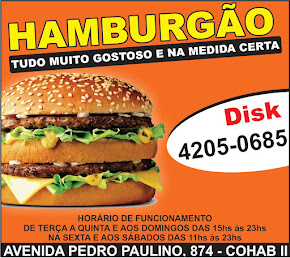 Hamburgo itapevi