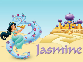 #2 Princess Jasmine Wallpaper