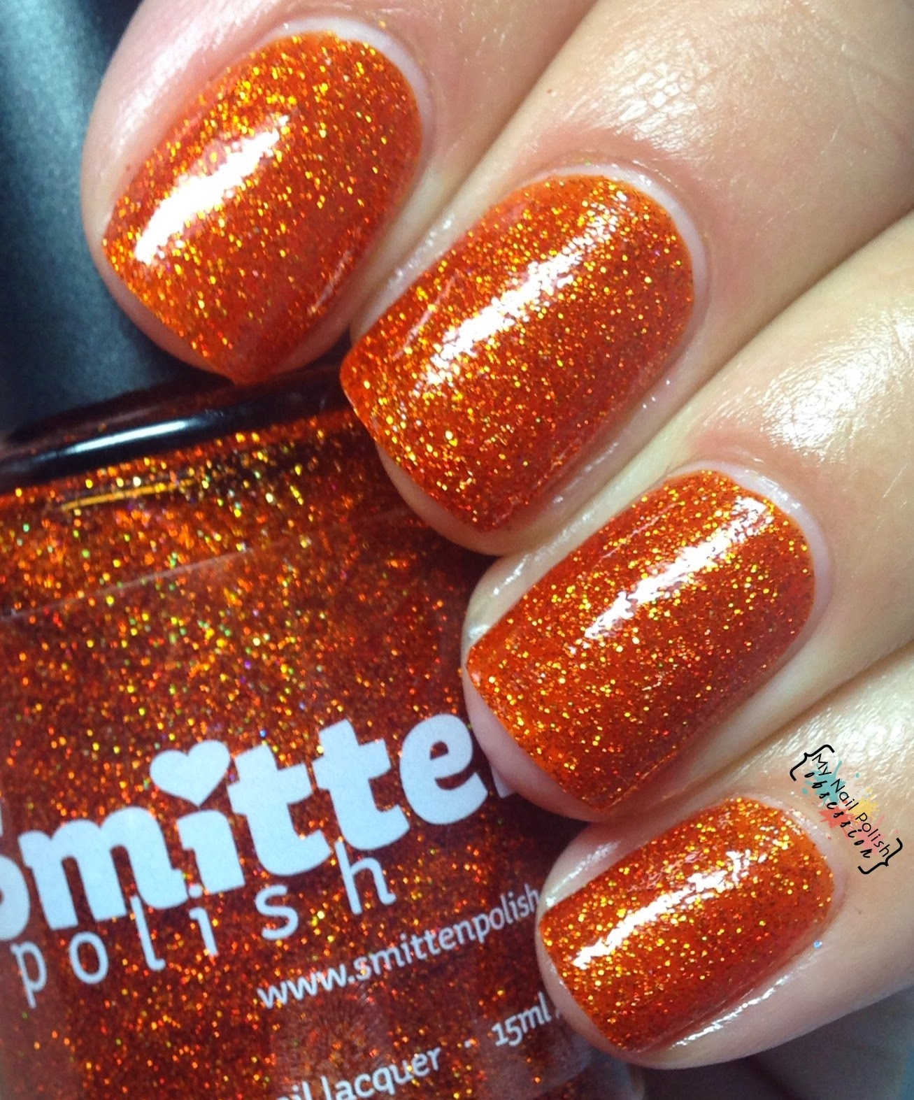Smitten Polish Fire Burn
