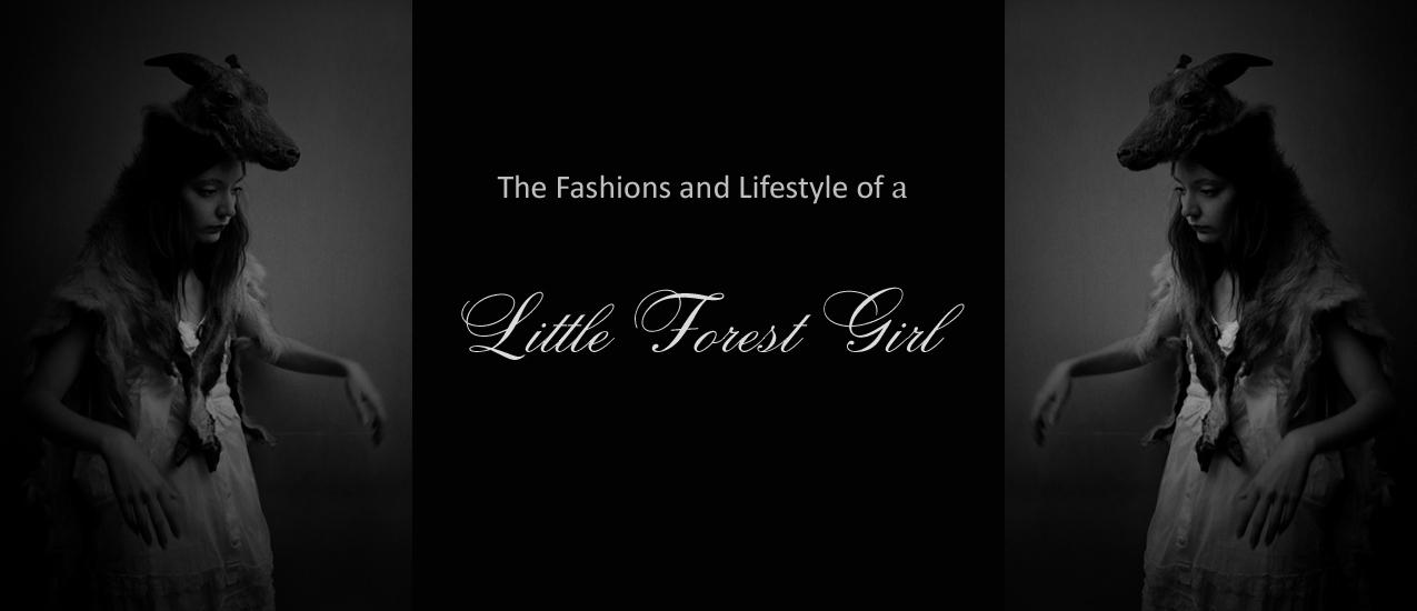 Little Forest Girl