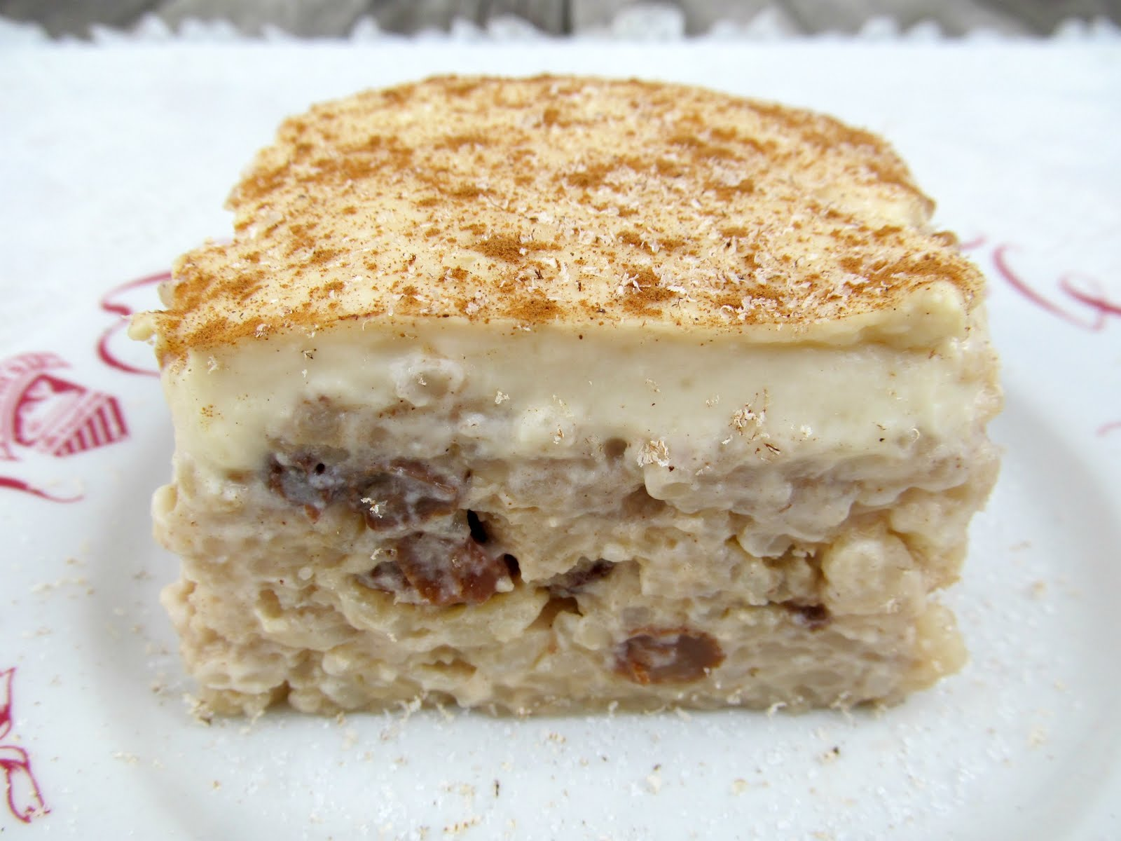 Rise and Shine: Old-Fashioned Rice Pudding