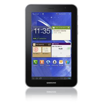 Offerta Tablet 3G abilitato alle chiamate Samsung