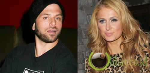 Paris Hilton dan Rick Salomon