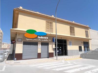 Localizacion inderen energias renovables alcacer valencia