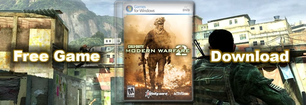 Call of Duty Modern Warfare 2 PC Download Free Full Version Torrent RiP
