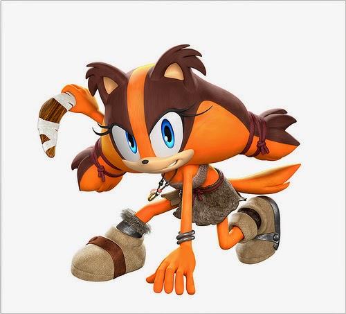 SEGA Mengumumkan Karakter Terbaru Sonic Boom