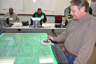 The Incident Command Simulation Suite includes maps, diagrams of facilities and other GIS data.