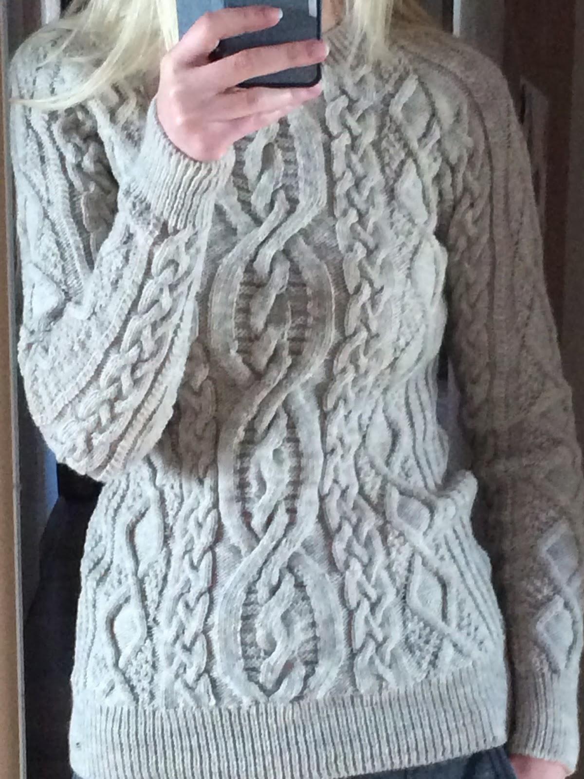Машина вязания свитера
