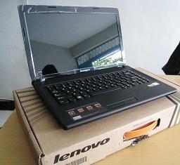 harga laptop baru lenovo g485 malang