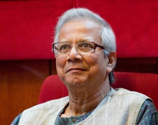 Muhammad Yunus France Social Business