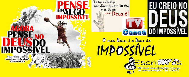 ministerio deus do impossivel