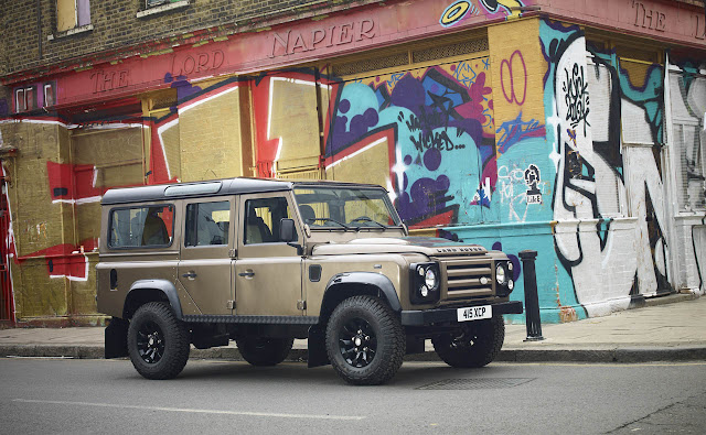 запчасти Land Rover Defender 2012