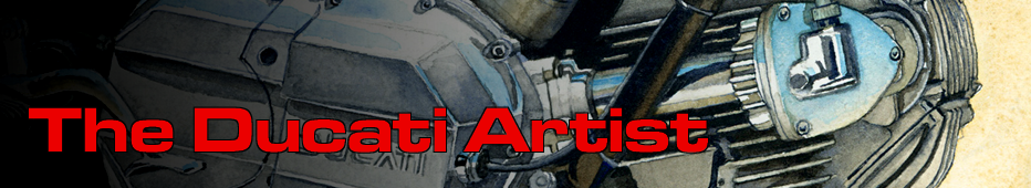 The Ducati Artist