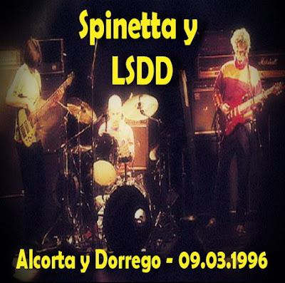 Spinetta Y Los Socios Del Desierto - San Cristóforo
