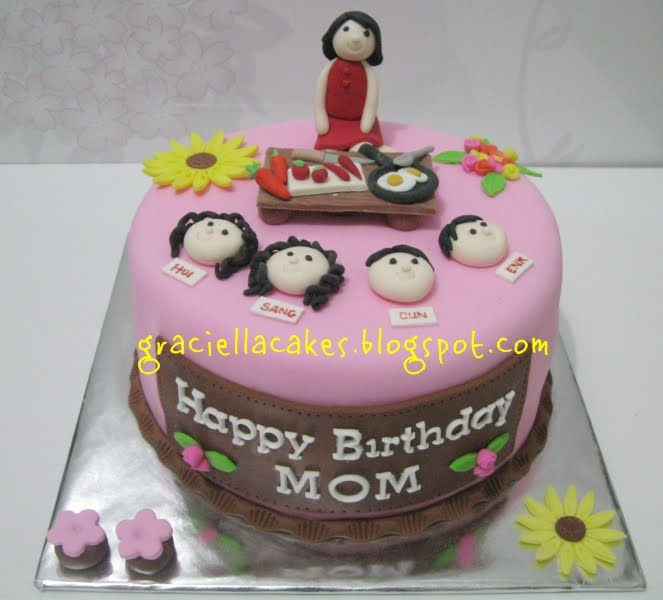 Graciella Cakes Birthday - Manye Cake - Wedding Cupcake ...