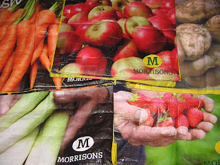 morrisons sturdy fruit and veg shopping bags